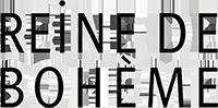 Logo de la marque Reine de Bohème